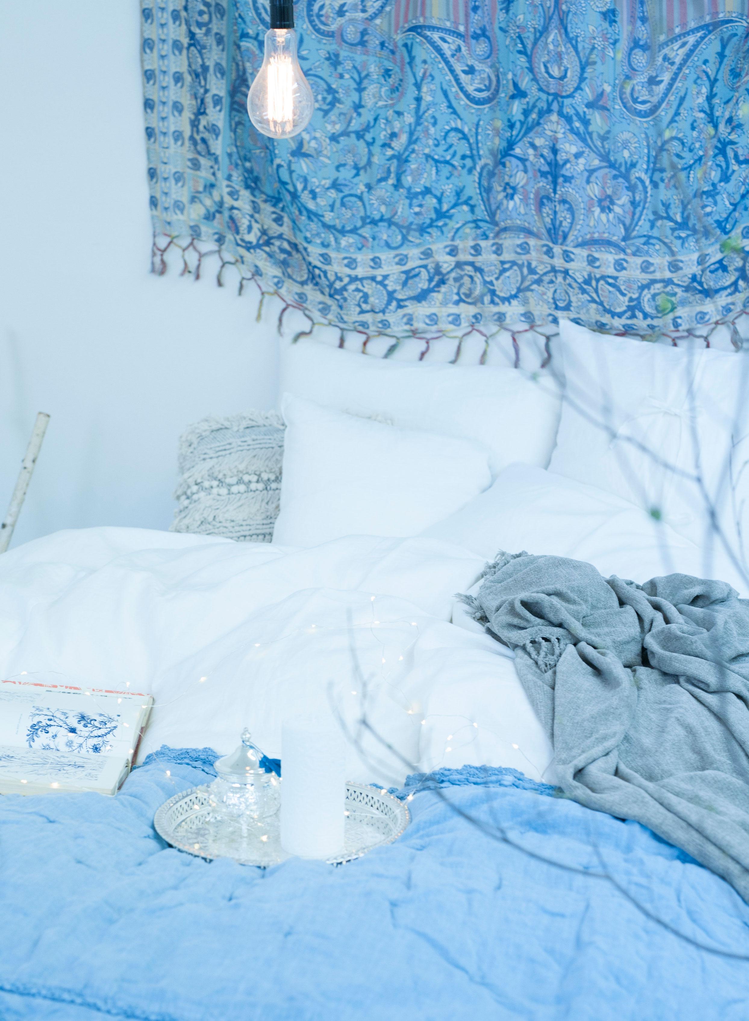 寝室 インテリア おしゃれ Styling04 人気のモロッコインテリアでエキゾチックなスタイリング