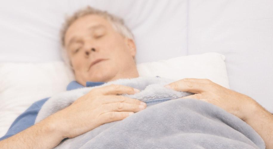 高齢者に多い浅い睡眠の原因