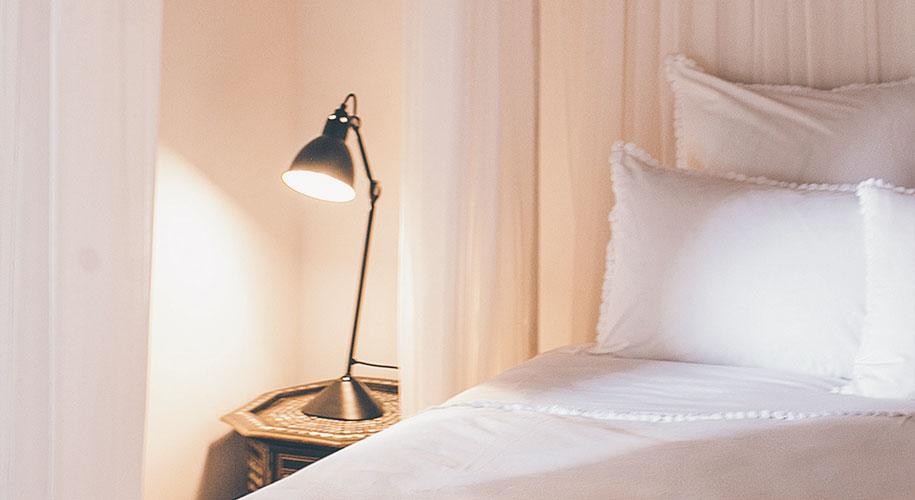 深い睡眠につながる寝室&寝具環境とは?