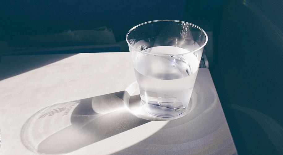 発汗で発生する水分を吸湿・放湿する